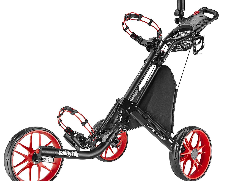 chariot golf caddytek