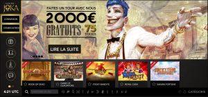 joka casino arnaque